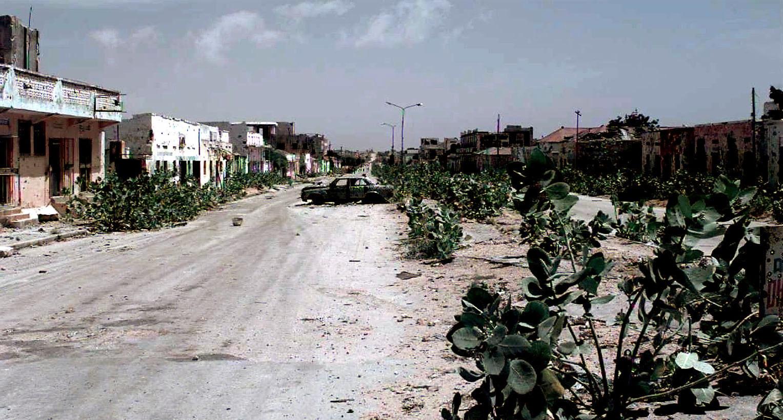 Mogadishu - Somálsko